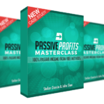 Passive Profits MasterClass Honest Review + Super Bonus